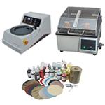 Metallographic Equipment & Consumables