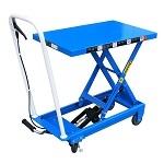 Manual Scissor Lift Tables