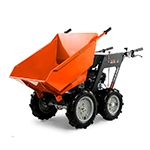 Power Wheelbarrows