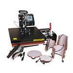 Multifunction Heat Press Machines