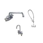 Restaurant Faucets & Plumbing