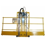 Sign Saw and Substrate cutter with Sign Makers Vertical Panel Saw Series