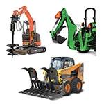 Tractor, Skid Steer & Excavator Attachments