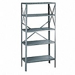 Metal Shelving & Accessories