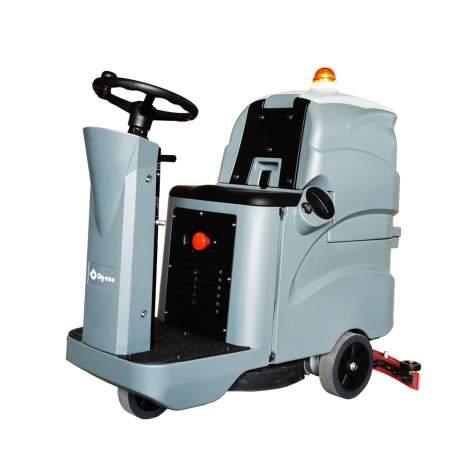 20'' 20 Gal Ride On Floor Scrubber 100 AH Battery