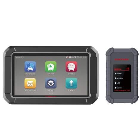 Automotive Dual-mode Intelligent Diganostic Scanner