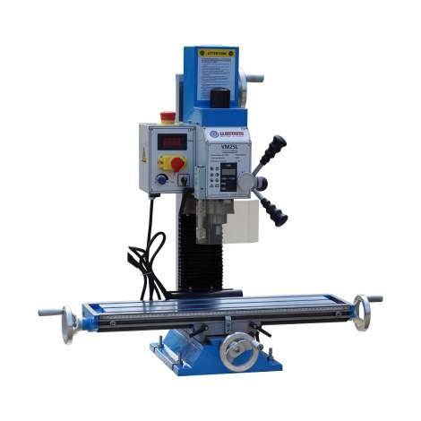 "Variable Speed 27-1/2"" × 7"" Drill Mill Brushless Motor 1.5HP"