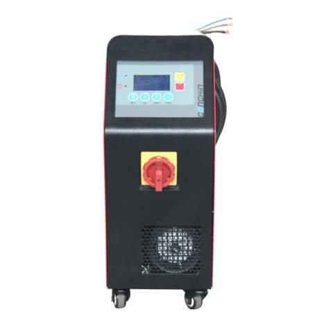 Water Type Mold Temperature Controller 12 HP High Accuracy ±0.1℃