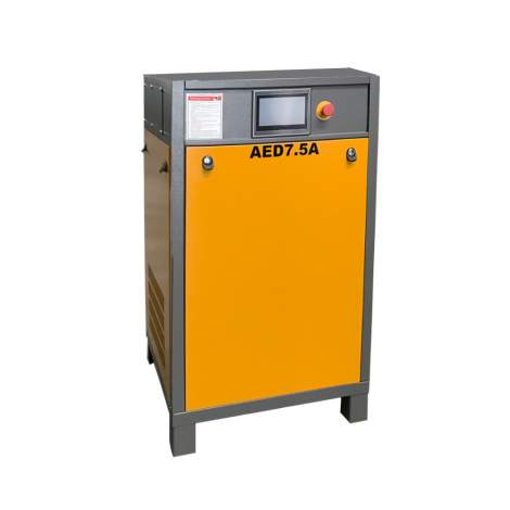 42 CFM 125 PSI Rotary Screw Air Compressor 230V 3-Phase 10 HP