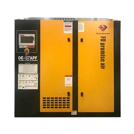 229 CFM 116 PSI Rotary Screw Air Compressor 460V 3-Phase 50HP