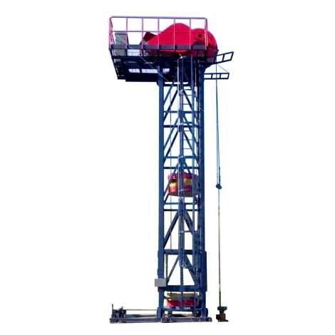 Long Stroke Oilfield Pumping Unit