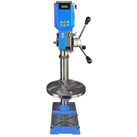 "18"" Floor Model Indusrtial Variable Speed Drill Press Tap Machine"