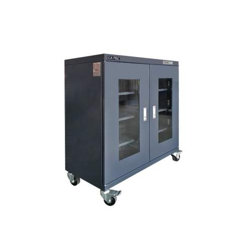 Electronic Dry Cabinet Humidity Control 320L with heating for 40℃