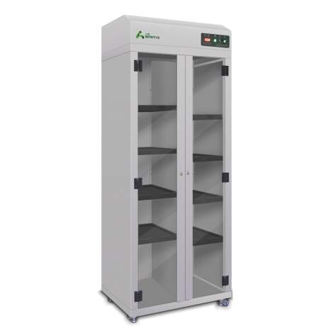 Lab Chemical Storage Cabinet  With Acid Filter