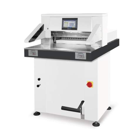 WITTON 52E Programmable Hydarulic Paper Cutter P1