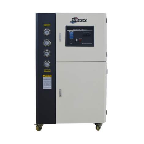 Water-cooled Industrial Chiller 10 Hp 460V 3 Phase