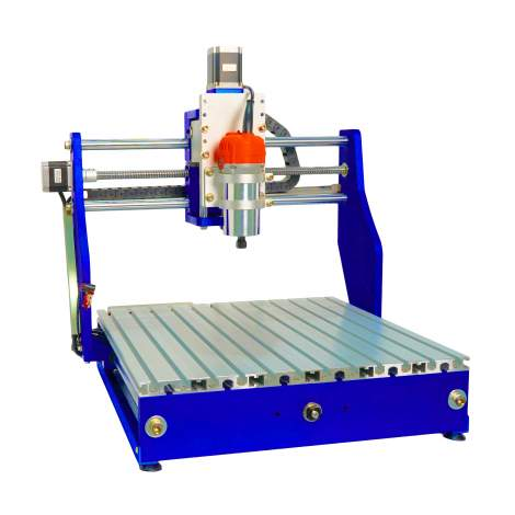 """18"""" x 17"""" Smart Desktop CNC Router 3040 For Advertising, Woodworking"""