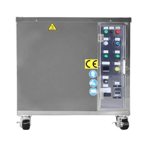 Hi-power Ultrasonic Cleaner 5.94Gal Digital Timer CE Certified Made In Taiwan
