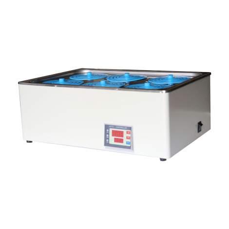16L Digital Laboratory Water Bath 6 Chamber