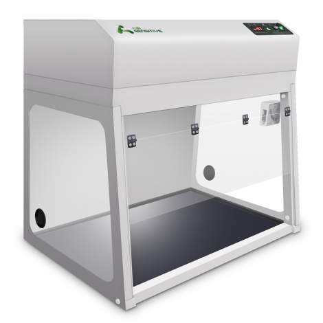 """Lab Ductless Chemical Fume Hood  36""""W x27""""D x34""""H With Acid Filter"""