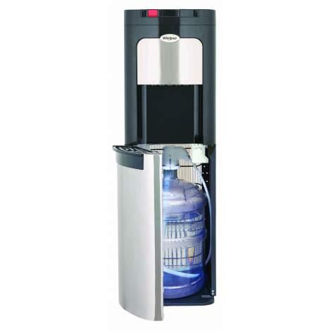 Bottom Loading Water Cooler Stainless Steel Door