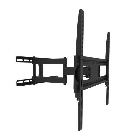 Full-Motion TV Wall Mount For 32-55 Inch Screen VESA 400x400mm