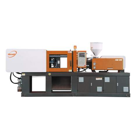 Himalia HM88 Servo Motor Plastic Injection Molding Machine with Dryer Hopper and Auto-Loader