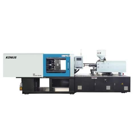 KS170 Servo Motor High Precision Injection Molding Machine