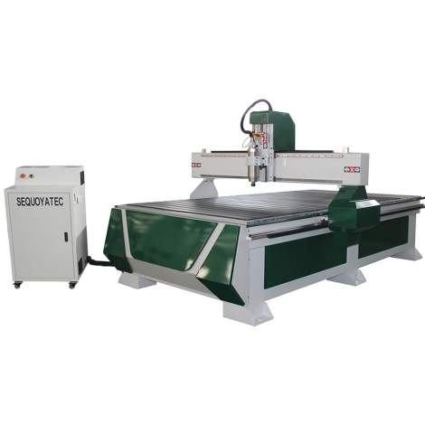 4' x 8'  4HP CNC Router Engraving Machine For Wood Acrylic Wood