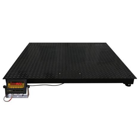 4' x 4' 10,000 x 2 lb NTEP Pallet Scales Industrial Platform Scales