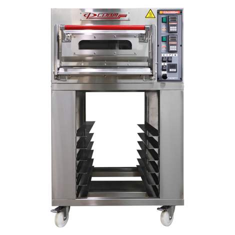 CPBM Single Deck Oven  1 pan proofer Electric  3.5 kw Made In Taiwan