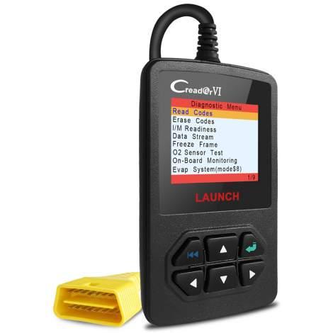 Original Launch Creader VI OBDII Code Scanner Creader