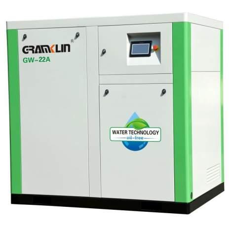 30HP Oil Free Water Lubrication Smart ENERGY-SAVING Screw Compressor