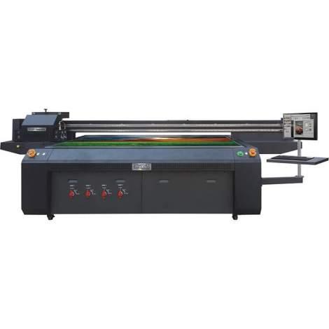 Stratojet Shark EFB-2512 Flatbed Printer 4'x8' STRE254C5HV1K1