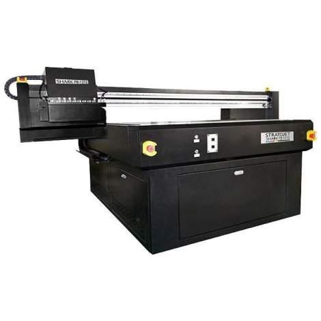 Stratojet Shark FB-1212 4'x4' Flatbed Printer STR124C8HV1R0