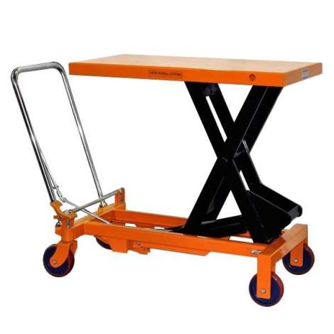 Bolton Tools TF100 Hydraulic Scissor Lift Table Cart