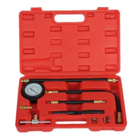 Injection Pump Fuel Pressure Tester Tool Set 0-100 Psi