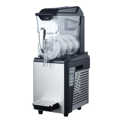 Single 2.6 Gallon Frozen Beverage Machine Granita / Slush Machines