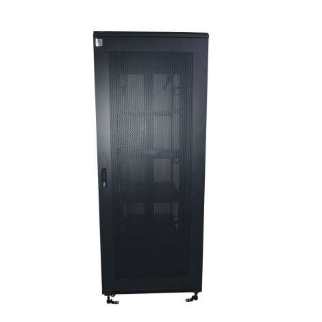"42U 31.5"" x 39.4"" Network Cabinet Enclosure Server Rack Assembled"