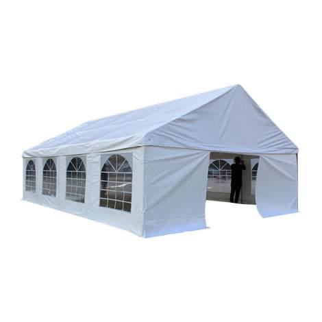 20′x30′  Party Tent Wedding Tent  Event Tent Carports White-PE