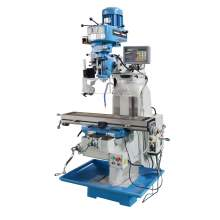 """Vertical Turret Mill 9"""" x 42"""" Multiple Speed Drill Milling Machine DRO"""