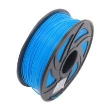 1.75mm PLA Blue 3D Printer Filament 1kg 2.2lbs