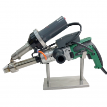 Plastic Extrusion Welding Machine