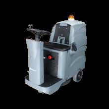 "20"" Ride On Floor Scrubber 100 AH Battery 20 Gallon"