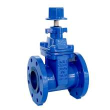 """4"""" Ductile Iron Flanged NRS Resilient Wedge Gate Valve 200Psi"""