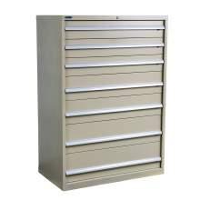 "Industrial Modular Drawer Cabinet 40 1/4"" x 22 1/2"" x 57"" 7 Drawers"