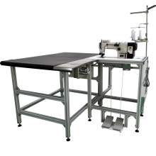 Silicon Edge Sewing Machine