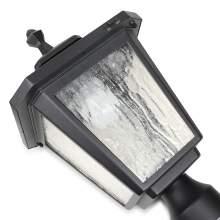 Solar Powered Lamp Post Light Made of Aluminum Die-casting