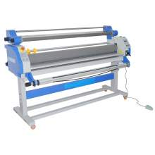 "Wide Format Heat Assisted Cold Laminator 63"" with Trimmer P1"