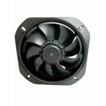 8.86'' 220vac 9Iron leaf Axial fan, 0.4a, 80w, 676cfm, 1ph, 2.2uF/500V